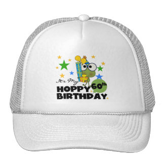 Cumpleaños de lúpulo de Froggie 60 o Gorro
