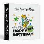 Cumpleaños de lúpulo de Froggie 70.o