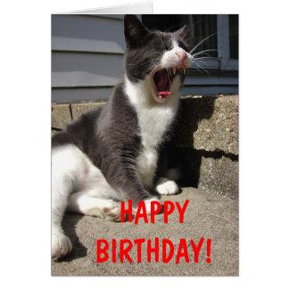 Cumpleaños de Morty Tarjeta De Felicitación
