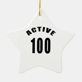 Cumpleaños del Active 100 Ornamente De Reyes