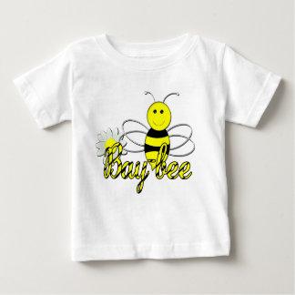 Cumpleaños del bebé - manosee la abeja una camisas