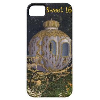 Cumpleaños del cuento de hadas del dulce 16 iPhone 5 carcasas