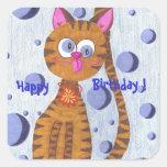 ¡Cumpleaños del gato de Cannelle feliz!