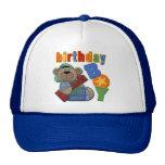 Cumpleaños del muchacho del cumpleaños 1r gorra