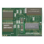 cumpleaños del ordenador tarjetas