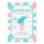 Cumpleaños del top grande del fiesta del carnaval anuncios