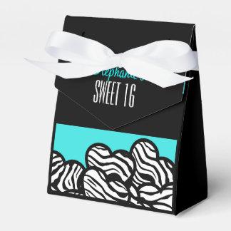 Cumpleaños Favorbox del dulce 16 del corazón de la Cajas Para Regalos De Boda