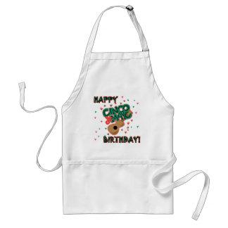 ¡Cumpleaños feliz de Cinco de Mayo! Delantal