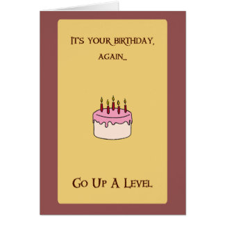 ¡Cumpleaños feliz de Munchkin! Tarjeta De Felicitación
