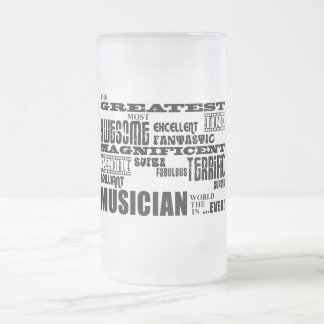 Cumpleaños frescos divertidos de los músicos El m Taza De Café
