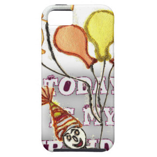 Cumpleaños iPhone 5 Carcasa
