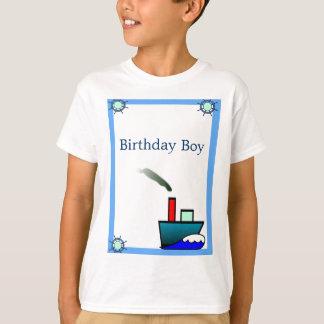 Cumpleaños náutico de la nave playera