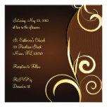 Cumpleaños o aniversario especial invitacion personal
