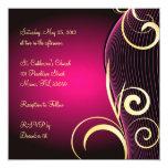 Cumpleaños o aniversario especial invitaciones personales