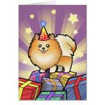 Cumpleaños Pomeranian