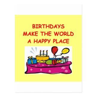 cumpleaños postales