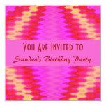 cumpleaños rosado maravilloso anuncios