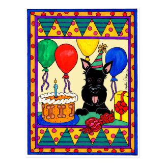 Cumpleaños Scot de Happpy Postal