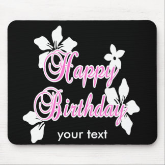 Cumpleaños Mouse Pad
