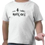 ¡(Cumpleaños) vaya de fiesta como un rockstar!! Camiseta