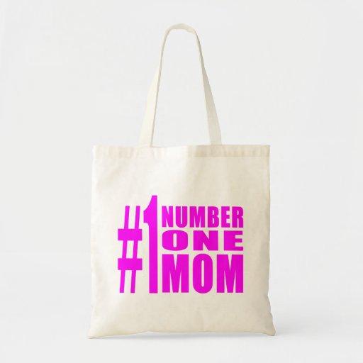 Cumpleaños y navidad de las mamáes #1: Mamá del nú Bolsa Tela Barata