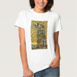 Cumplimiento (el abrazo) por Gustavo Klimt Camisetas