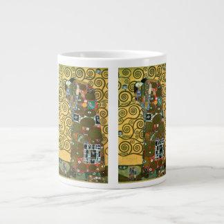 Cumplimiento (el abrazo) por Gustavo Klimt