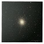 Cúmulo de estrellas 2 de Omega Azulejo