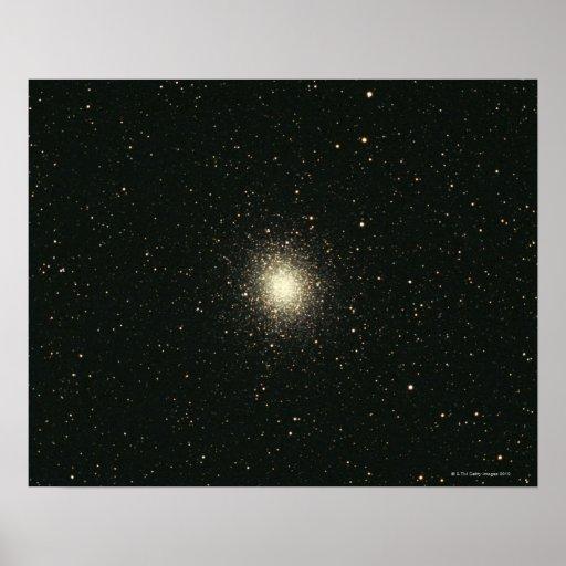 Cúmulo de estrellas 2 de Omega Impresiones