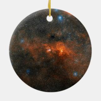 Cúmulo de estrellas abierto de NGC 3603 Ornamento Para Reyes Magos