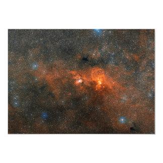 Cúmulo de estrellas abierto de NGC 3603 Comunicados Personales