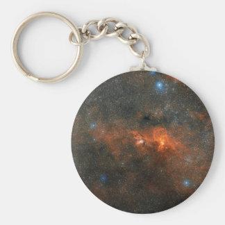 Cúmulo de estrellas abierto de NGC 3603 Llavero Personalizado