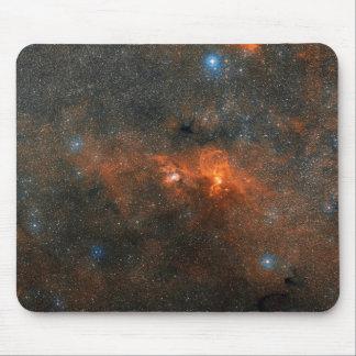Cúmulo de estrellas abierto de NGC 3603 Tapetes De Ratón