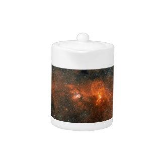 Cúmulo de estrellas abierto de NGC 3603