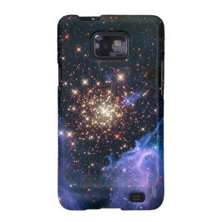Cúmulo de estrellas de la NASA NGC3603 Samsung Galaxy SII Fundas