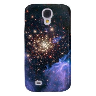 Cúmulo de estrellas de la NASA NGC3603 Funda Para Galaxy S4