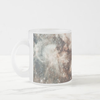 Cúmulo de estrellas de la taza de la nebulosa del