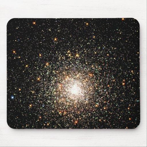 Cúmulo de estrellas de la vía láctea alfombrillas de raton