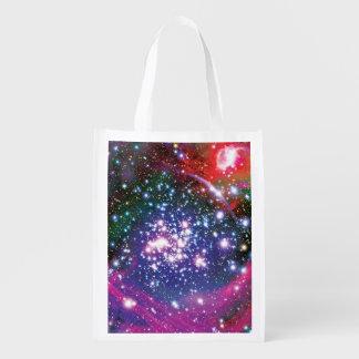 Cúmulo de estrellas de los arcos bolsas para la compra