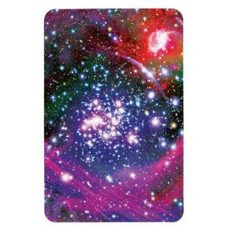 Cúmulo de estrellas de los arcos imán rectangular