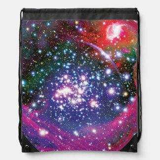 Cúmulo de estrellas de los arcos mochilas