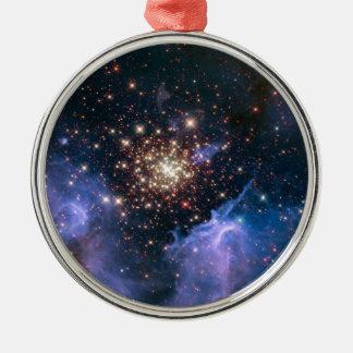 Cúmulo de estrellas de NASAs NGC3603 Ornamente De Reyes