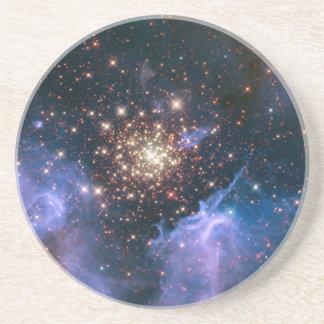 Cúmulo de estrellas de NASAs NGC3603 Posavasos De Arenisca