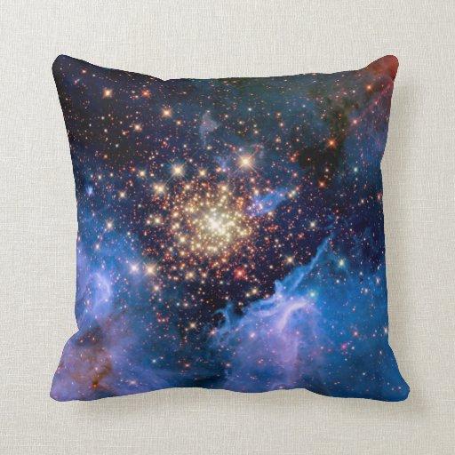 Cúmulo de estrellas de NGC 3603 Almohadas
