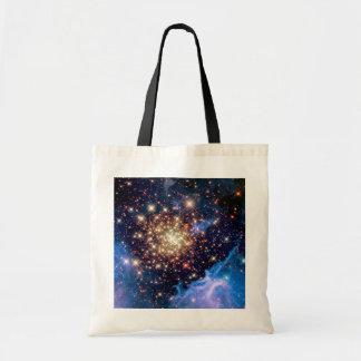 Cúmulo de estrellas de NGC 3603 Bolsa Tela Barata