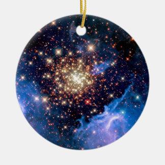 Cúmulo de estrellas de NGC 3603 Ornamento Para Arbol De Navidad