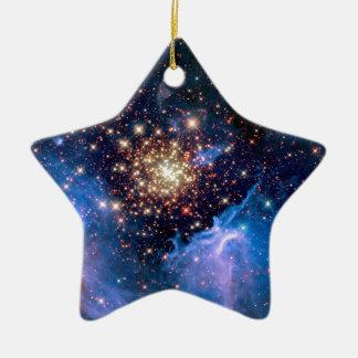 Cúmulo de estrellas de NGC 3603 Adornos De Navidad