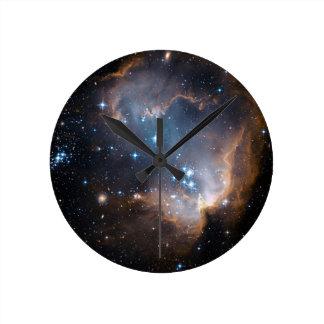 Cúmulo de estrellas del ángel el dormir reloj