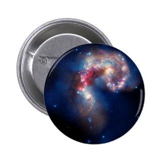 Cúmulo de estrellas del caramelo de NGC 4038-4039 Pins