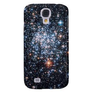 Cúmulo de estrellas funda para galaxy s4
